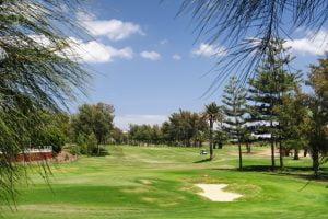 Golf Course in Gran Canaria