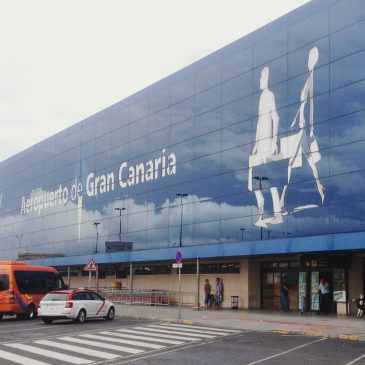 How to get from Gran Canaria Airport to Playa del Ingles