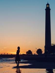 Maspalomas Sunset