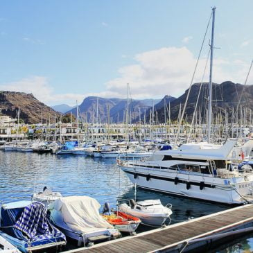 How to get from Gran Canaria Airport to Puerto de Mogan